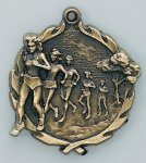 Wreath Medal -Cross Country Female Cross Country/Track/Running