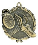 Wreath Medal -Track Cross Country/Track/Running