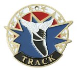 USA Sport Medals -Track  Cross Country/Track/Running