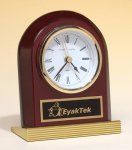 Rosewood Piano Finish Clock Religious Awards
